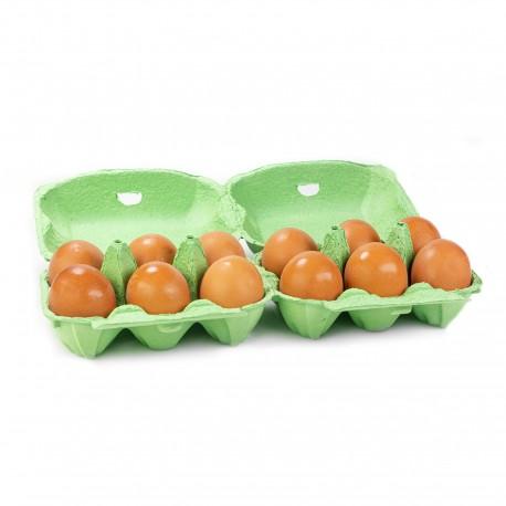Huevos BIO docena